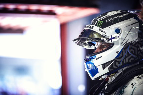 Police Eyewear - Mercedes F1-Team- Valtteri Bottas