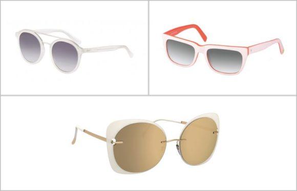 KGS - Sonnenbrillen-Trends 2019 - Trend 2 Weisse Fassungen