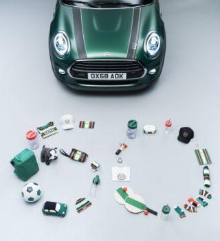 Mini Kult-Auto-Marke - 60 Jahre - Die Mini-Welt