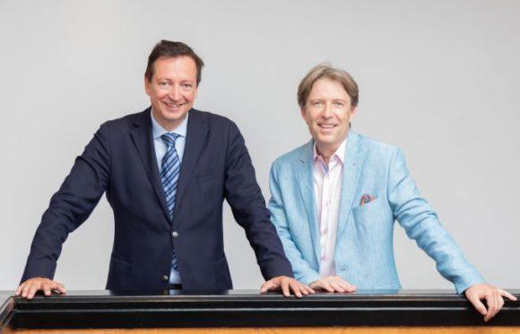 OHI Update 2019 - die beiden CEO Harald Belyus, MSc. und Walter Gutstein, PhD