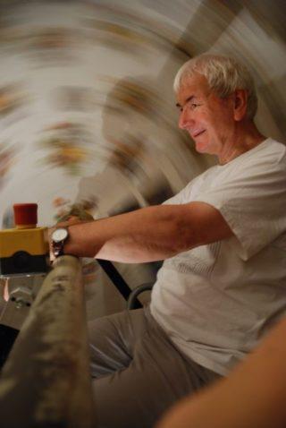 Prof Bernd Lingelbach - Sommerfest in der Scheune 2019 - optische Phänomene