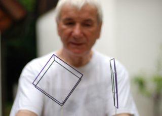 Prof. Bernd Lingelbach - Sommerfest in der Scheune 2019