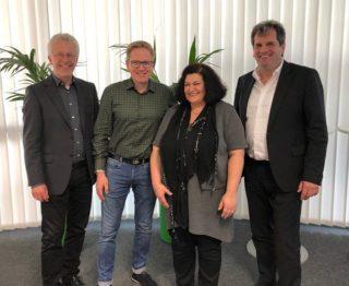SWAV - erweiterter Vorstand mit Mitgliedern aus Hessen