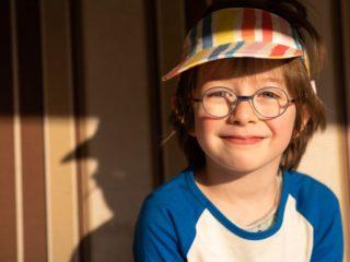 Zeiss-Brillengläser - UV-Schutz - Kinderaugen