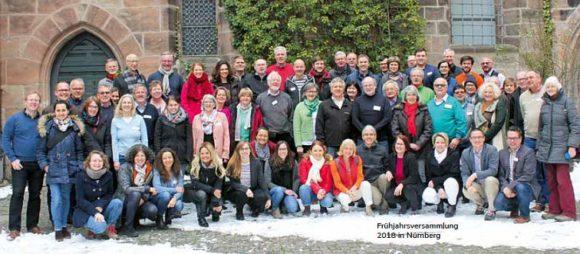 EinDollarBrille - Frühjahrsversammlung 2018 in Nürnberg