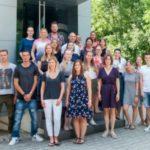 Hecht Contactlinsen - Besuch Meisterschüler FFA München