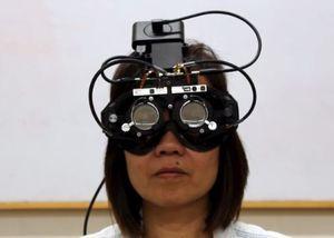 Stanford University - Autofocals-Brille - Prototyp