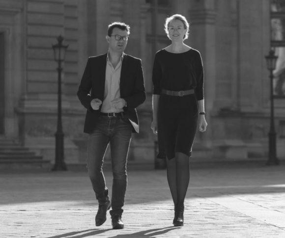 Airart Eyewear - Frédéric Pons und Sophie Hoehlinger