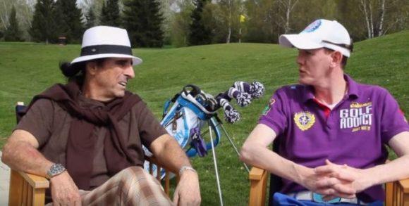 Alice Cooper im Interview mit Philip Reuter - YouTube