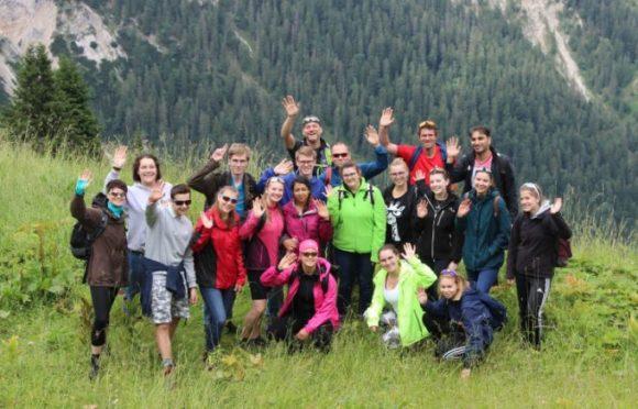 Brillen-Profi - Azubi Gipfeltreffen 2019 - die Teilnehmer