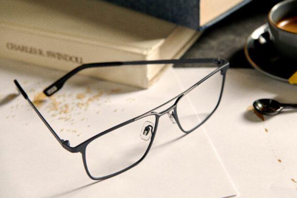 Evatik - die elegante Herrenbrille