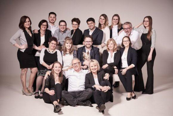 Das Team von Optik Tannek
