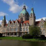 Hannover: das Rathaus