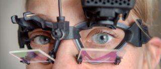 TU München - Schwindel-Test die Test-Brille dazu