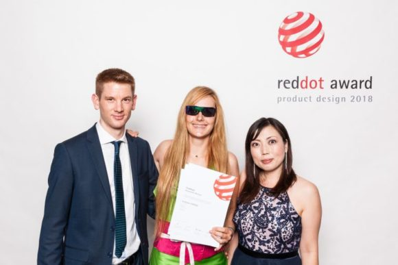 U40 - Ilka Schnelle - red dot design award 2018
