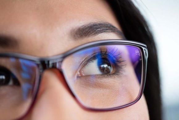 Zeiss - neue Gravur auf dem Brillenglas