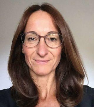 Charmant - Gebietsleiterin Pamela Mohr