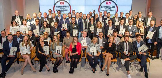 DISQ - die besten Online-Shops - die Preisträger 2019