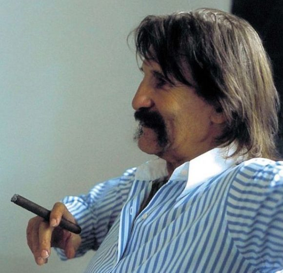 Designer Luigi Colani