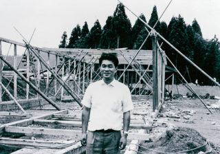 Kaoru Horikawa in frühen Tagen