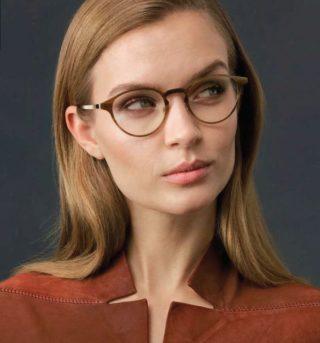 Lindberg Brillen Woman Horn