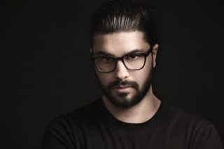 Nirvan Javan Eyewear - Designer Nirvan Javan