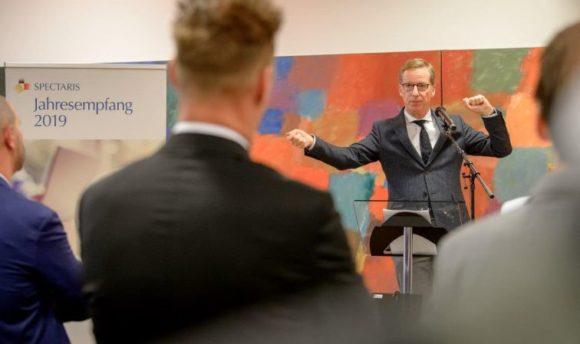 Spectaris Jahresempfang 2019 - Zu Gast: Prof. Dr. Michael Hüther