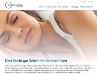 WVAO - Verbraucher Website Ortho-K