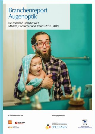 Branchenreport Augenoptik 2018 2019 - Cover