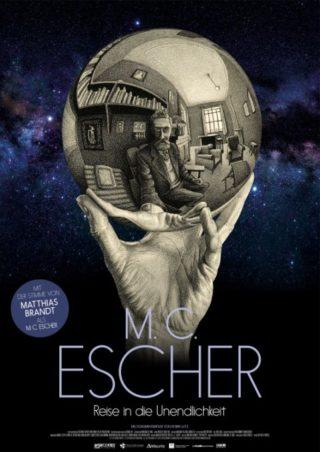 Dokumentation M.C. Escher - Kinoplakat
