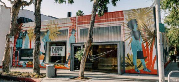 Einkaufen der Zukunft - Nike by Melrose store Los Angeles - rpc