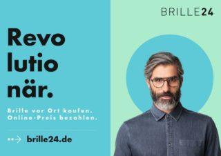 Essilor und Brille24: Drive-to-Store Pilotkampagne - Motiv 2
