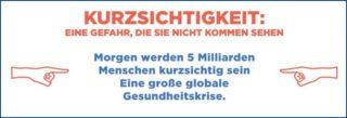 Essilor Kampagne Kurzsichtigkeit Website PutVisionFirst