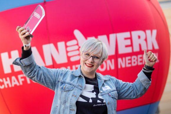 HWK Erfurt - Gesicht des Handwerks Thüringen 2019 - Augenoptikerin Natalie Rosner