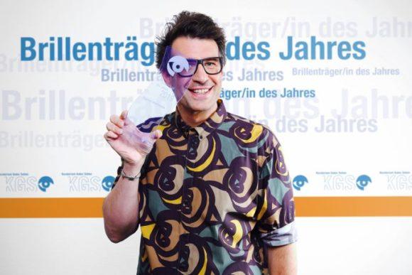 KGS: Daniel Hartwich ist Brillenträger des Jahres 2019