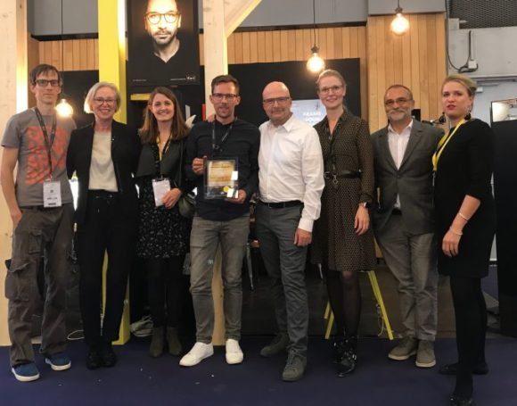 Kerl Eyewear - Silmo 2019 - Preisverleihung eyebuzz