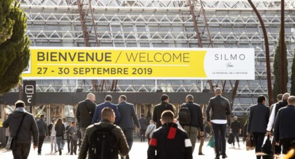 Silmo 2019 - Eingang