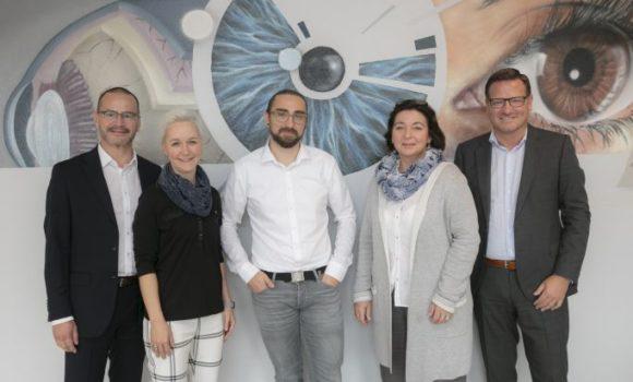 Topcon - Eröffnung Augenzentrum Eisenhüttenstadt