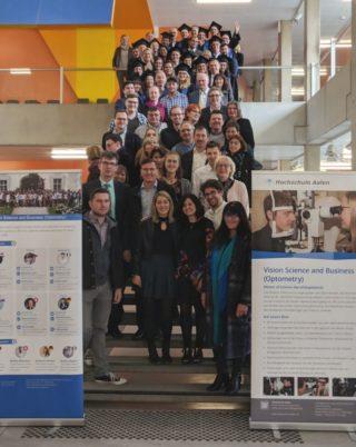 Absolventenfeier 2019 - Hochschule Aalen