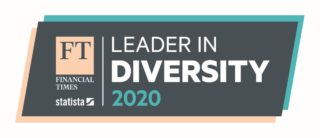 Financial Times - LeaderDiversity 2020 - auch Essilor darunter