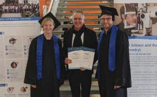 Karl Amon Optometry Award 2019 - Hochschule Aalen