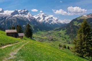 Schweizer Landschaften