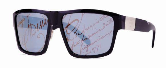 Thélios - aus der Brillen-Kollektion Berluti