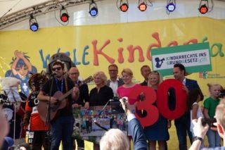 Essilor Gruppe - Sehtest-Aktionen 2019 - Weltkindertagsfest Berlin