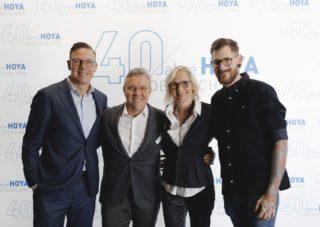 Hoya Lens Deutschland - 40 Jahre Event - Gruppenbild