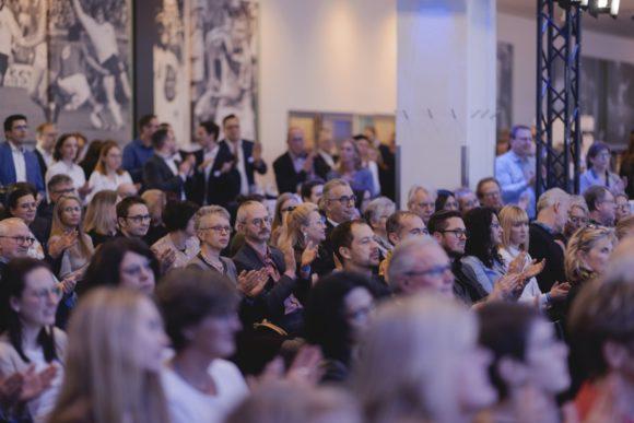 Hoya Lens Deutschland - 40 Jahre Event - Publikum