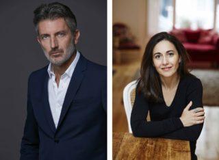 Marcolin und Positive Luxury - Massimo Renon und Diana Verde Nieto