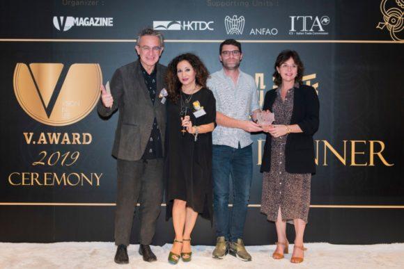 Morel - Hong Kong Optical Fair 2019 - V Award Gala