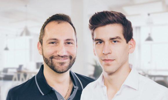 Rocktician - App Übernahme - Kay Dollt (OS-IT) und Yannick Fetsch (Rocktician)