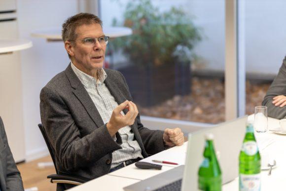 ZVA - Berufsbildungsbericht 2019 - Rainer Hankiewicz